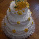 Anniversary Cakes - Dobo's Delights