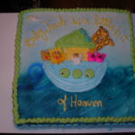 Baby Shower Cakes - Dobo's Delights