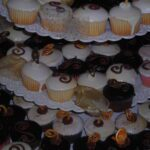 Cupcake Wedding Cakes - Dobo's Delights