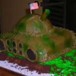 Sculpture Cakes - Dobo's Delights