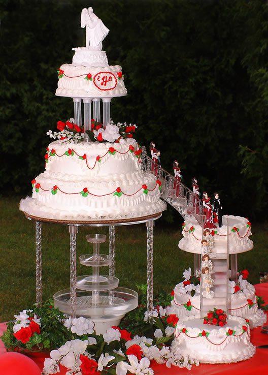 Str wedding cakes dobos delights str wedding cakes junglespirit Choice Image