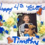 Photo Image Cake Timothy