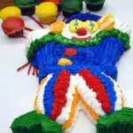 Custom Shape Cake Clown