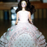 Custom Shape Cake Doll
