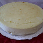 Plain Cheesecake - Dobo's Delights Bakery