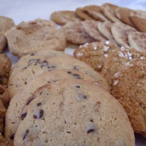 Cookie Tray - Dobo's Delights Bakery
