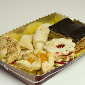 Hungarian Sampler Tray - Dobo's Delights Bakery