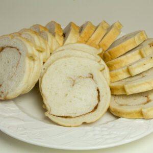 Cinnamon Cream Bread - Dobo's Delights Bakery