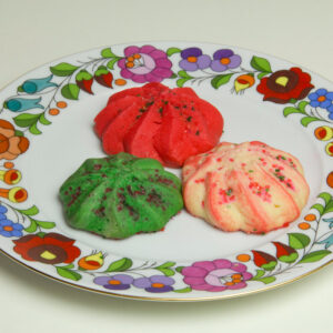 Butter Cookies - Dobo's Delights Bakery