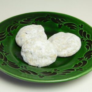 Mexican Wedding Cookies - Dobo's Delights Bakery