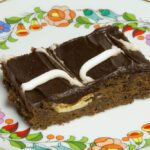 Cream Cheese Brownies - Dobo's Delights Bakery