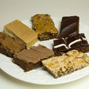 Brownie Sampler - Dobo's Delights Bakery