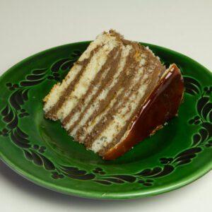 Dobo's Torte Slice - Dobo's Delights Bakery