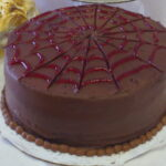 Dark Chocolate Raspberry Torte - Dobo's Delights