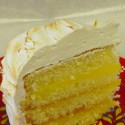 Lemon Meringue Torte - Dobo's Delights